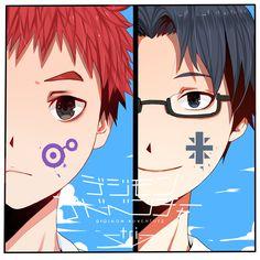 Tags: Fanart, Digimon Adventure, Pixiv, Izumi Koushirou, Kido Jyou, Fanart From Pixiv, Pixiv Id 9971301