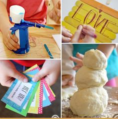 ideas for fun with kids