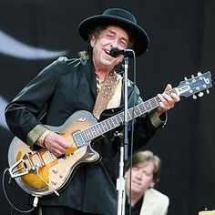Bob Dylan (Rothbury 2009)