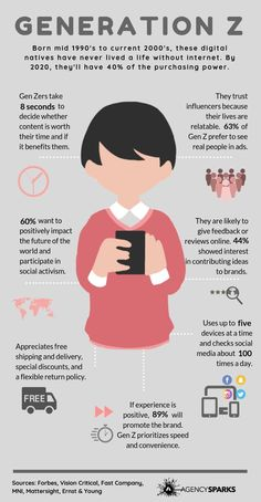 Marketing to Generation Z Infographic is part of Marketing To Generation Z Market Research Infographic Born mid to current Generation Z are digital natives who have never lived a life - Marketing Plan, Content Marketing, Internet Marketing, Online Marketing, Social Media Marketing, Marketing Strategies, Marketing Communications, Digital Marketing Strategy, Affiliate Marketing