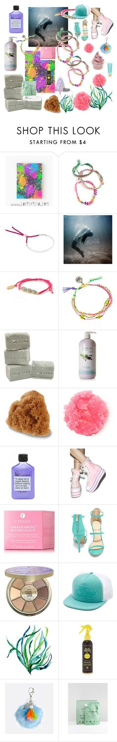 """""""☀️HaveA Good SummerEveryone!!!"""" by forever-seventeen ❤ liked on Polyvore featuring beauty, Red Camel, Monica Vinader, Feather & Stone, Venessa Arizaga, Ahava, Urban Spa, Not Soap, Radio, Y.R.U. and Disney"""