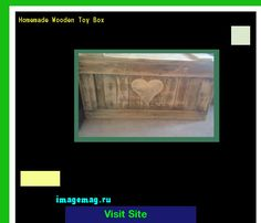 Homemade Wooden Toy Box 164630 - The Best Image Search