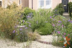 gravel garden design, Glasgow, Scotland