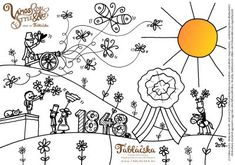 Forradalmi kifestők Vámos Robitól Techno, Coloring Pages, Kindergarten, Crafts For Kids, Mandala, Snoopy, Easter, Printables, Activities