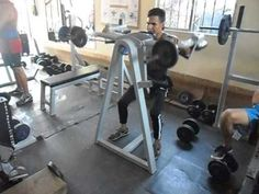 MÁQUINA HOMBROS LATERALES - YouTube Gym Machines, Weight Training, Gym Equipment, Youtube, Sport, Gadgets, Gym Interior, Home Gym Design, Workout Attire