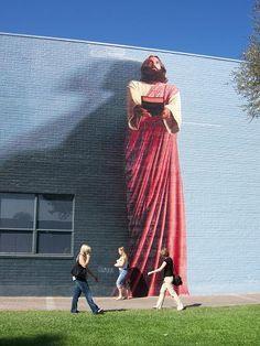 """The Word Became Flesh"" Biola University, La Mirada, California."
