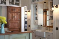 Top plans for kitchen pantry cabinet on Noonprop8.com #Kitchen #Pantry #Cabinets #Home #KitchenIsland #Decor