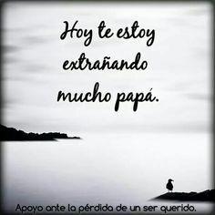 mañana viajo , voy a cumplir la ultima promesa q te hice, voy a trabajar duro, y la nueva española, sera mi agradecimiento a tu amor, sacrificio y esfuerzo, te amo papa y me haces mucha falta,