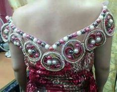 Beads, Fashion, Beading, Moda, Fashion Styles, Bead, Pearls, Seed Beads, Fashion Illustrations