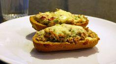 Polskie South Beach: Zapiekane kanapki z tuńczykiem i serem / tuna melt