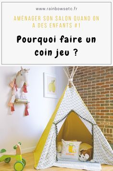 Avant, j'avais un salon, maintenant j'ai des enfants... Toddler Bed, Blog, Furniture, Home Decor, Baby Nook, Stair Makeover, Repurposed Furniture, Child Bed, Decoration Home