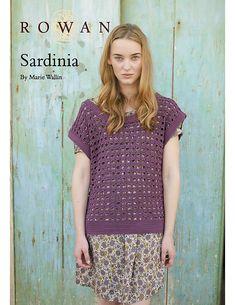 Ravelry: Sardinia pattern by Marie Wallin - free pattern [fingering]