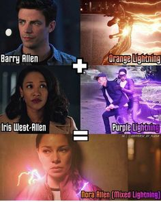 """Now """"they"""" really are the flash! Superhero Shows, Superhero Memes, Supergirl Dc, Supergirl And Flash, Marvel Funny, Marvel Dc, The Flash 2014, Arrow Flash, The Flashpoint"""