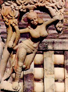 Buddhist Monuments at Sanchi, India