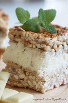 Vegan Sweets, Healthy Sweets, Vegan Junk Food, Vegan Sushi, Vegan Smoothies, Polish Recipes, Polish Food, Sweets Cake, Vegan Kitchen