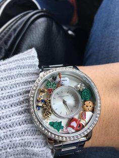Signature Locket Watch Origami Owl