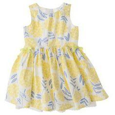 Aslinn?  Genuine Kids from OshKosh™ Infant Toddler Girls' Sleeveless Floral Dress
