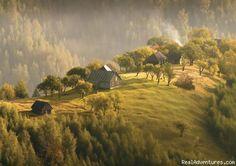 Transylvanian Landscape - Romania Sight-Seeing Tours - RealAdventures