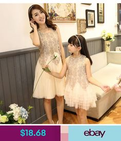 5bc830475de New Item 2017 family look dress matching mother daughter dresses clothes mom  and daughter dress princess wedding dress mommy and me