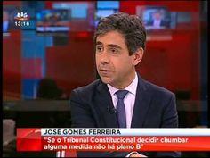 José Gomes Ferreira – SIC – Situação do país vai piorar [15-03-2013]