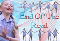 End Of The Road credit: @eviemj285