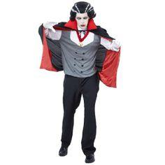 Tu mejor disfraz de vampiro dracula hombre adulto bt 8069 en DisfracesMimo. Comprar difraz vampiro adulto para halloween en nuestra Tienda online.