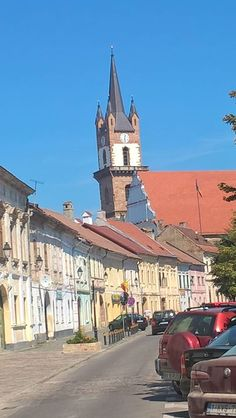 City Landscape, Romania, Places Ive Been, Places To Visit, Mansions, House Styles, Hungary, Manor Houses, Villas