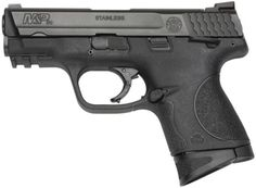 "Smith & Wesson M&P9C Compact, 3.5"", Ambi Safety, 12 Rnd Mag"