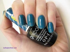 OPI GelColor Swatches Only - Suzi says feng shui