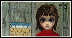 """""""Keep Out"""" ~ Margaret Keane, 1962"""