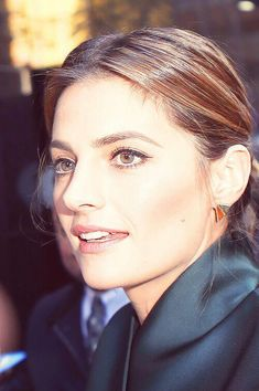 Fanpage dedicated to Kate Beckett on Castle, Emily Byrne on Absentia and all her projects Canadian Actresses, Actors & Actresses, Stana Katic Hot, Castle Tv Shows, Castle Beckett, Vogue, Portraits, Great Tv Shows, Woman Crush