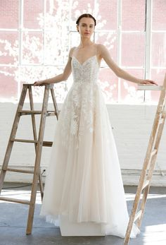 En Vogue!: Lela Rose Bridal Spring 2017