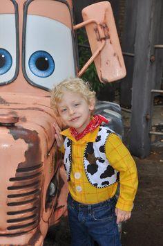 Woody Cowboy Costume Shirt Vest Toy Story by BITSnSCRAPS on Etsy 3e5cef967fba9