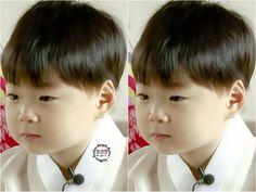 Manse is very appa look alike ^^