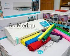 Mesin Cutting Sticker Silhouette Cameo® 3   As Medan.