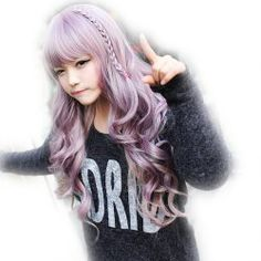 SHARE & Get it FREE | Stylish Shaggy Harajuku Servant Girl Daily Long DIY Style Full Bang Wavy Braided Synthetic Cosplay WigFor Fashion Lovers only:80,000+ Items • New Arrivals Daily • Affordable Casual to Chic for Every Occasion Join Sammydress: Get YOUR $50 NOW!