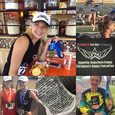 We are so proud of Haylea Reese Crandall! We helped sponsor her trip to the us junior Olympic nationals and she won 1st place in the high jump and set an all new personal record!!! JealousyJane Couture is so proud to help young women achieve their goals! Great job!!!!