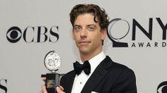 2012 Tony Award Winner Christian Borle
