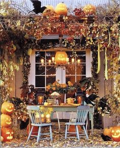 Pumpkin Party...