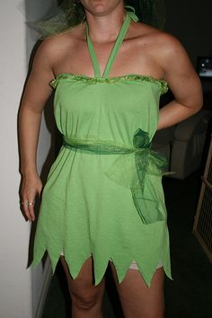 Tinkerbell Costume | Flickr - Photo Sharing!