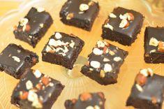 Våre 5 beste raw-kaker - Veganeren Brownies, Muffin, Sweets, Vegan, Breakfast, Desserts, Food, Cakes, Cake Brownies