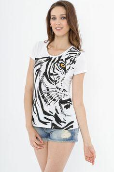 #sekizcom #woman #girl #tshirt #shopping #gri #tasarım #design #baski #fashion #clothing #sweatshirt #uzunkollu #black #white #tiger