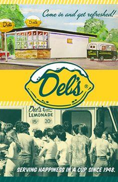 Del's Frozen Lemonade | Cranston, Rhode Island