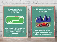Printable Science Poster  Average and by PalaeoPrintsStudio