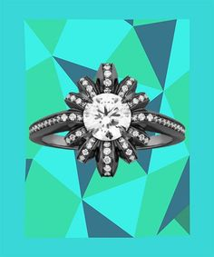 NYC Jeweler Engagement Ring Recommendations | 19 NYC designers and shop owners share their favorite engagement rings, ever. #refinery29 http://www.refinery29.com/nyc-jeweler-engagement-ring-recommendations