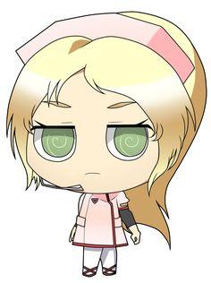 Chibi Nurse Angie by Cranberryduceus on DeviantArt