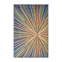 Prism Rug 3'9x5'2, $179, now featured on Fab.