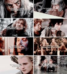 You can not hold me down #lotr