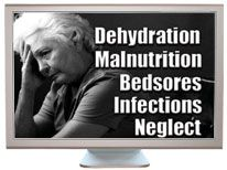 >>>>Patients and Residents of care facilities should not suffer from malnutrition, dehydration, bed sores, rapid loss of weight, bruises, over medicated, falls, and the list goes on. AGREE OR DISAGREE?