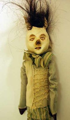 Charles.  He only wants you to love him.  Beth Robinson Strange Dolls